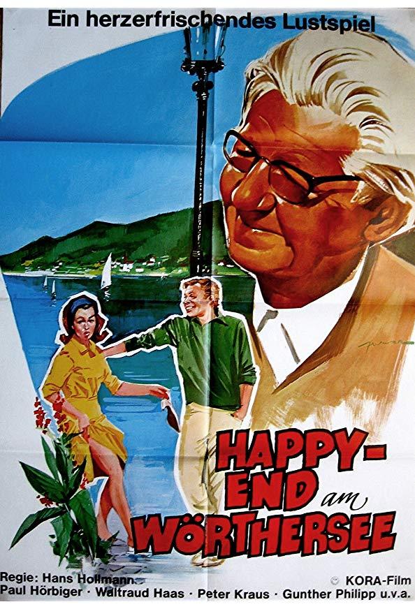 Happy-End am Wörthersee kapak