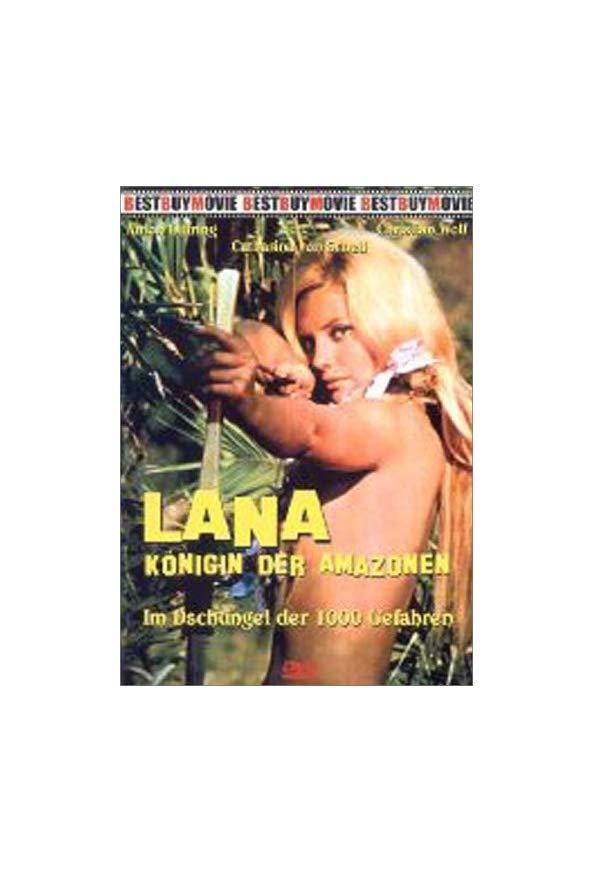 Lana - Königin der Amazonen kapak