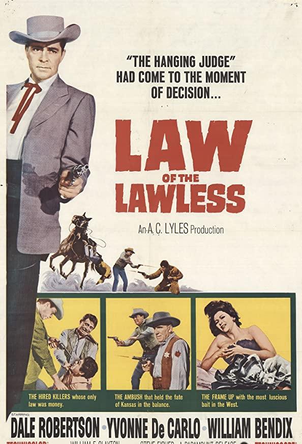 Law of the Lawless kapak