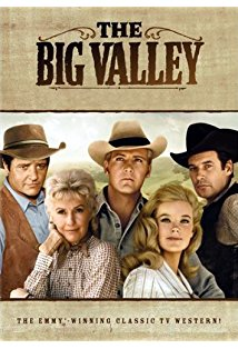 The Big Valley kapak
