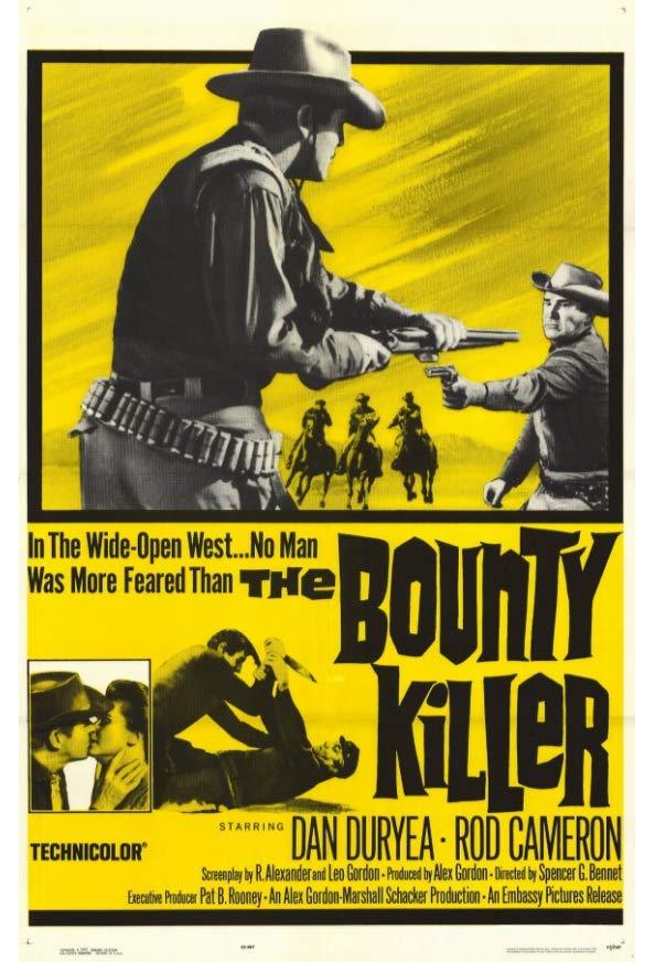 The Bounty Killer kapak