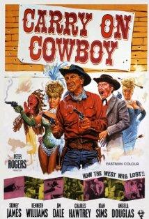 Carry on Cowboy kapak