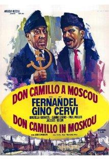 Il compagno Don Camillo kapak