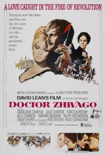Doctor Zhivago kapak