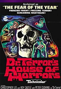 Dr. Terror's House of Horrors kapak
