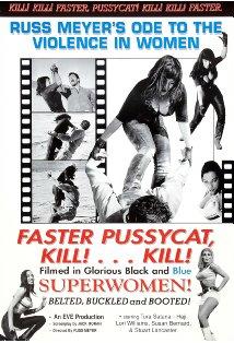 Faster, Pussycat! Kill! Kill! kapak