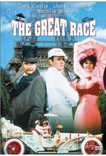 The Great Race kapak
