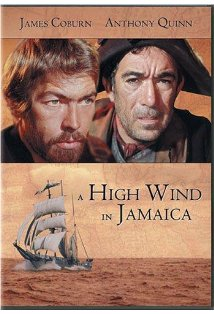 A High Wind in Jamaica kapak