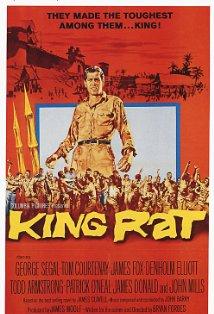 King Rat kapak