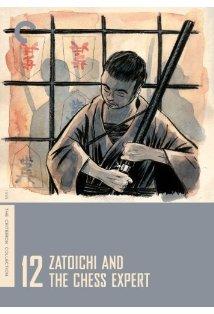 Zatoichi and the Chess Expert kapak