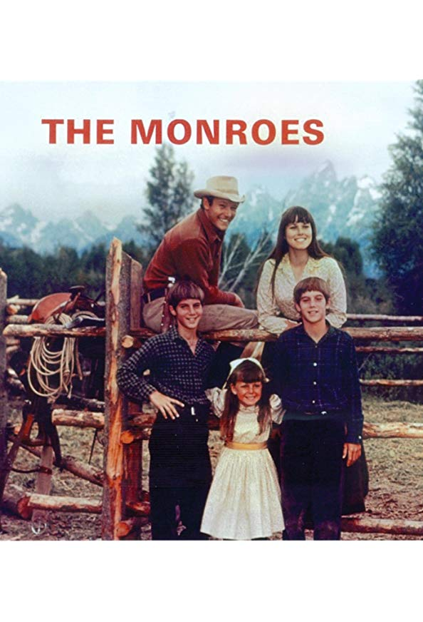 The Monroes kapak