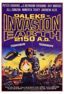 Daleks' Invasion Earth 2150 A.D. kapak