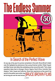 The Endless Summer kapak