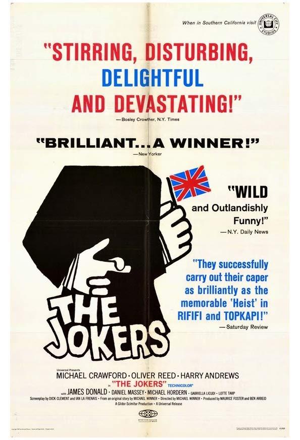 The Jokers kapak