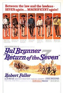 Return of the Magnificent Seven kapak