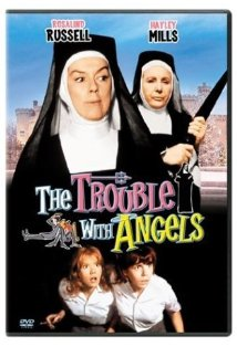 The Trouble with Angels kapak