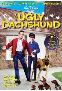 The Ugly Dachshund kapak
