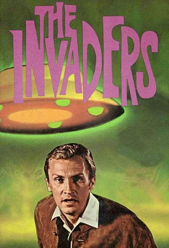 The Invaders kapak