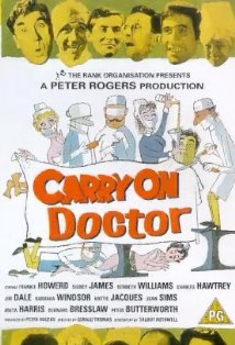 Carry on Doctor kapak