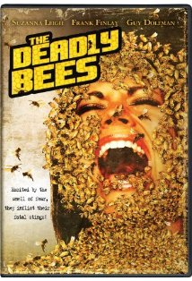 The Deadly Bees kapak