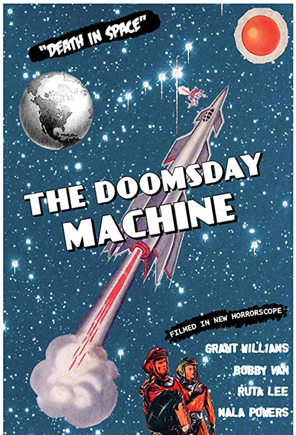 Doomsday Machine kapak