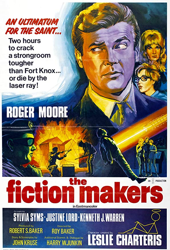 The Fiction-Makers kapak