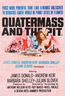 Quatermass and the Pit kapak
