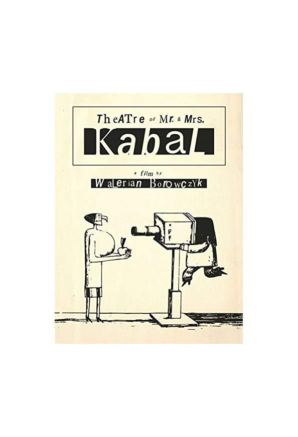 Mr. and Mrs. Kabal's Theatre kapak