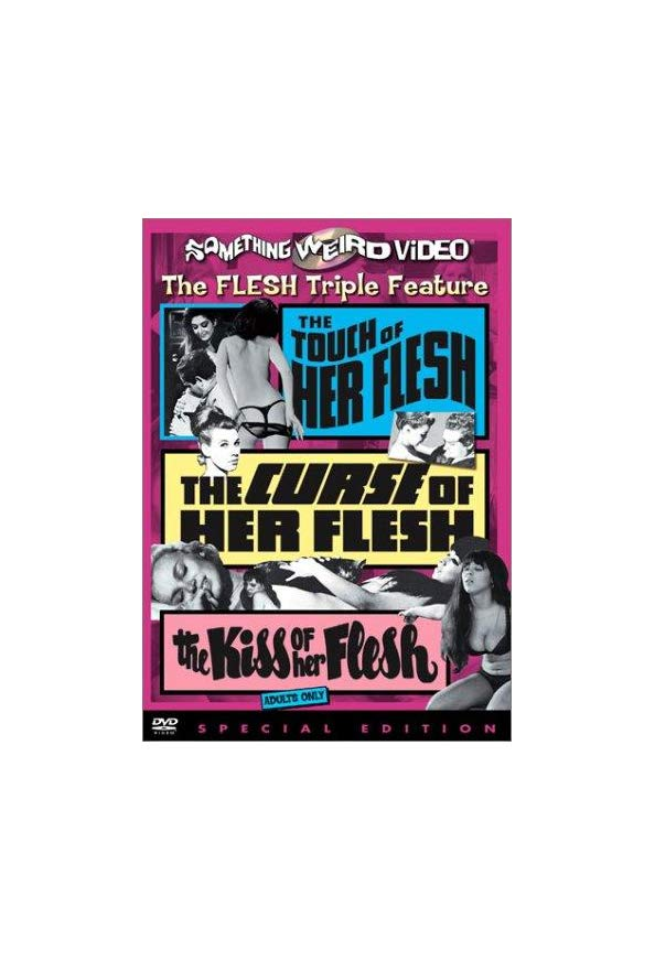 The Touch of Her Flesh kapak