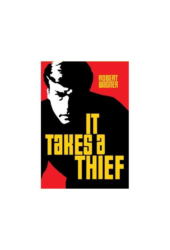 It Takes a Thief kapak