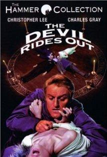 The Devil Rides Out kapak