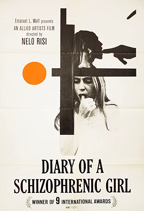 Diary of a Schizophrenic Girl kapak