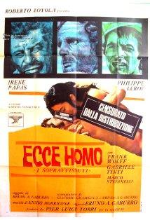 Ecce Homo kapak