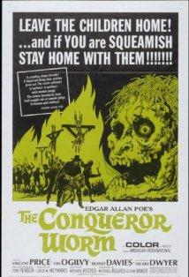 The Conqueror Worm kapak