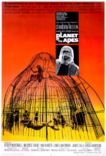 Planet of the Apes kapak