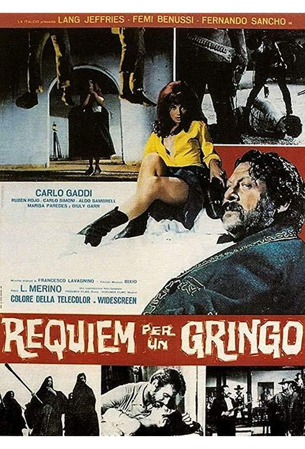 Requiem for a Gringo kapak