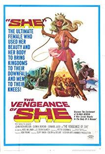 The Vengeance of She kapak