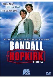 Randall and Hopkirk (Deceased) kapak