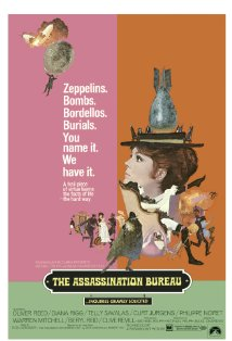The Assassination Bureau kapak