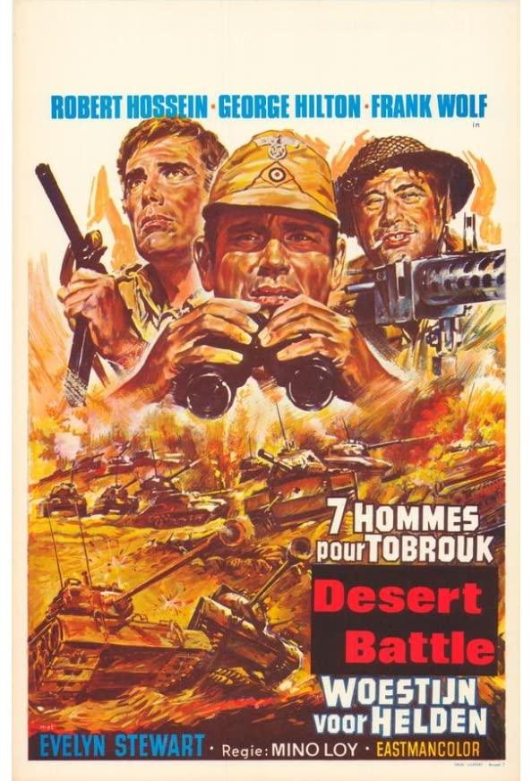 Desert Battle kapak