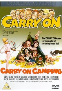 Carry on Camping kapak