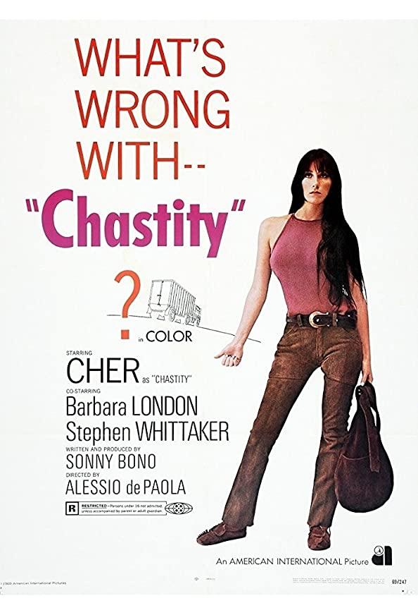 Chastity kapak