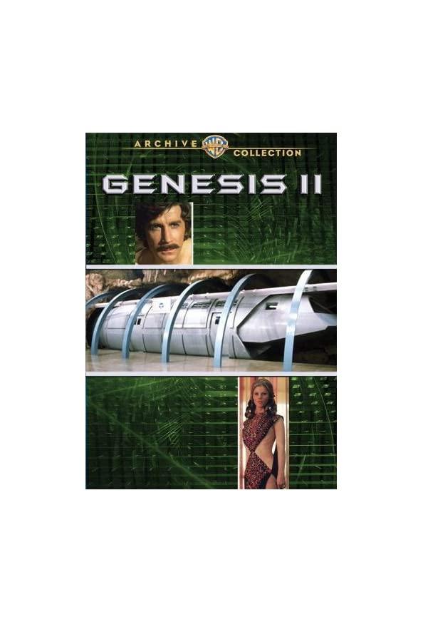 Genesis II kapak