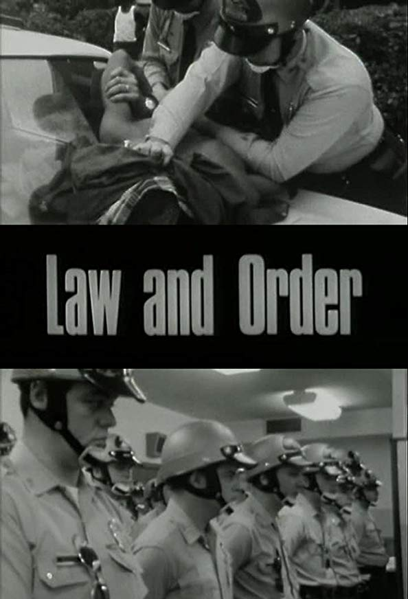 Law and Order kapak