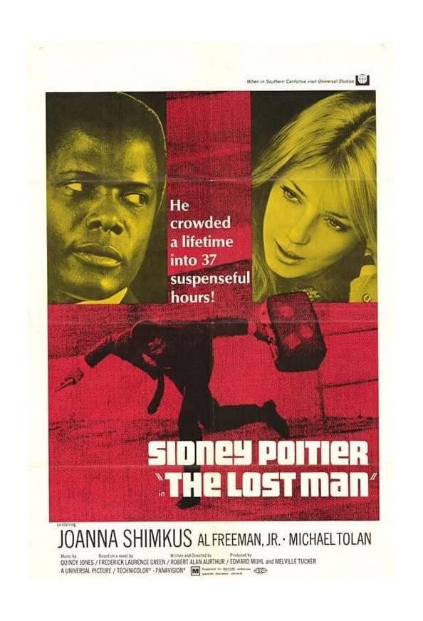 The Lost Man kapak