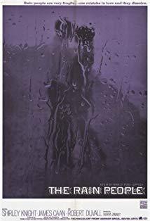 The Rain People kapak