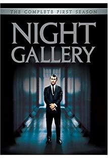 Night Gallery kapak