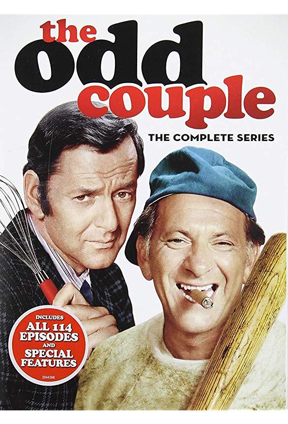 The Odd Couple kapak