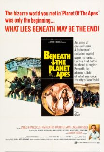 Beneath the Planet of the Apes kapak
