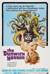 The Dunwich Horror kapak